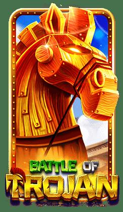 รีวิว เกมสล็อต Battle of Trojan